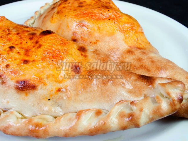 Оригинальная закрытая пицца