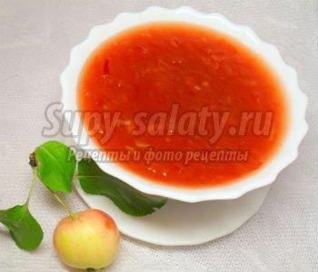 Яблочный джем. Рецепт с пошаговыми фото