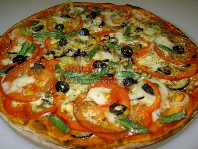 Как приготовить пиццу дома: полезные советы