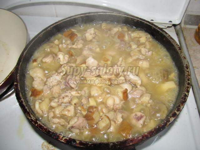 хачапури рецепт с фото с курицей