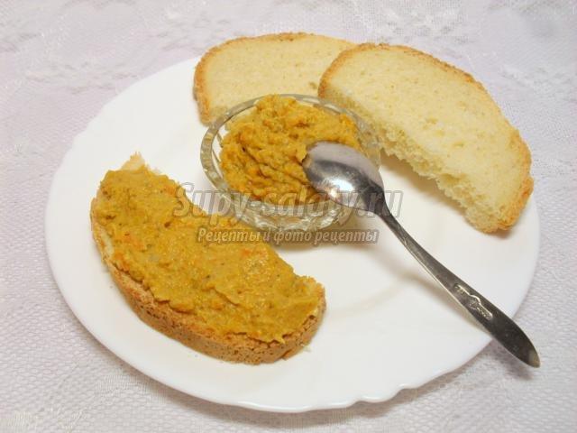 Лисички рецепт пошагово