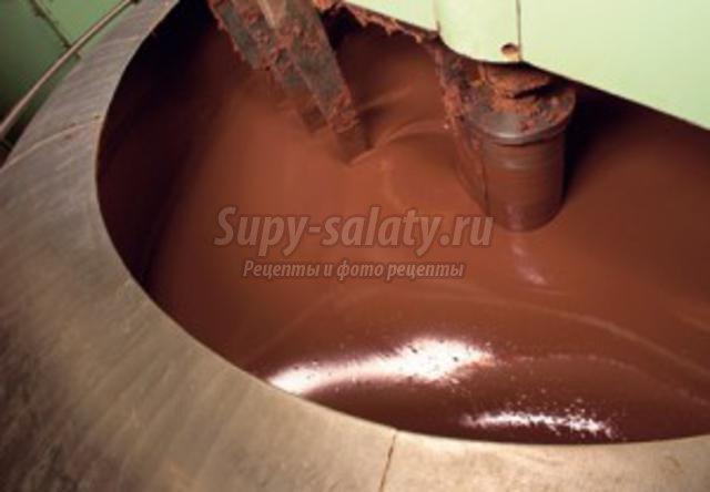 технология производства шоколада