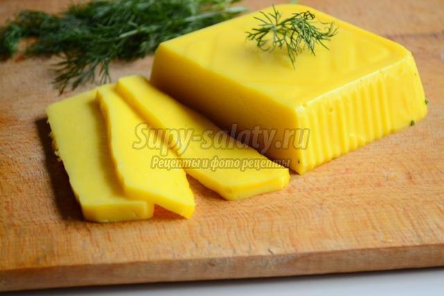 Домашний плавленый сыр рецепт с фото
