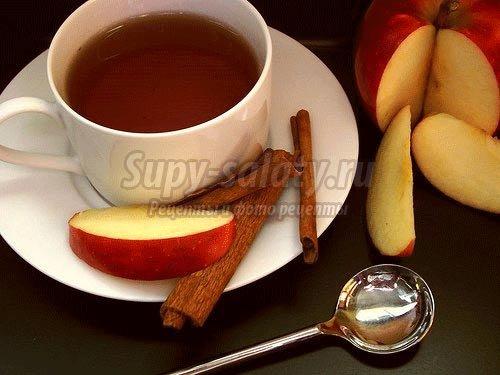 Как приготовить фруктовый чай?
