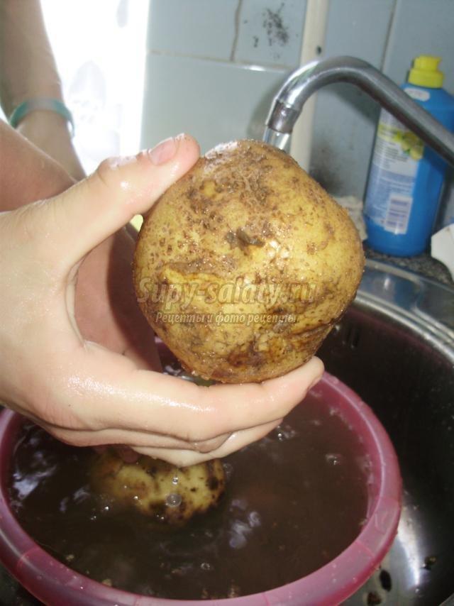 вкусные картофельные драники