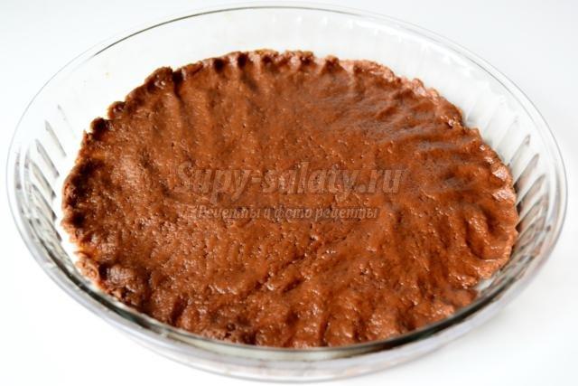 пирог с творожной начинкой. Забава