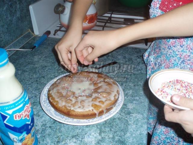 Пирог. Наше чудо