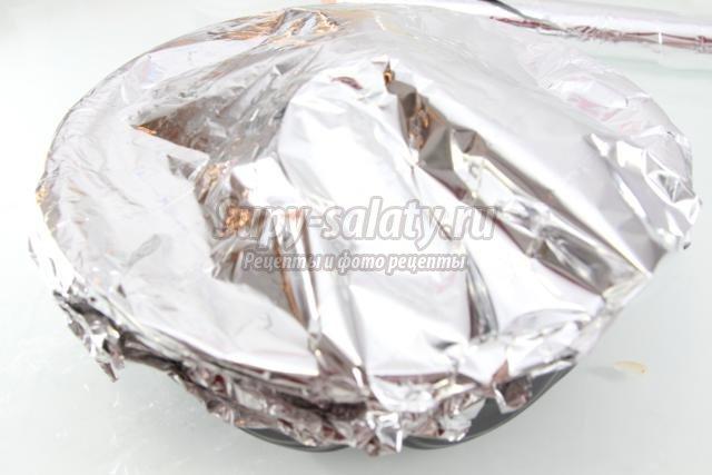 пасхальный миндальный кекс
