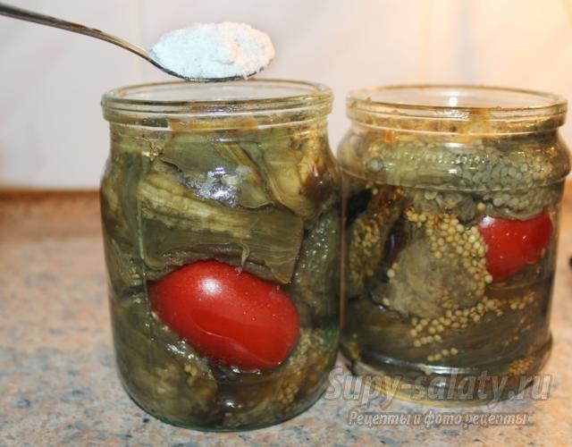 Рецепты консерваций на зиму пошагово