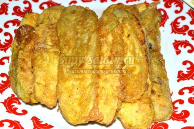рулетики из баклажанов с сырной начинкой