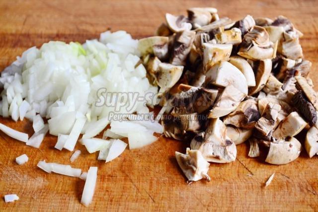картофельная домашняя колбаса