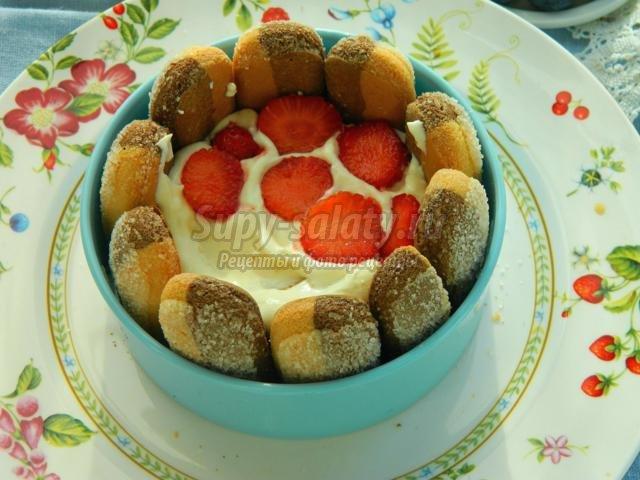 десерт по мотивам Тирамису