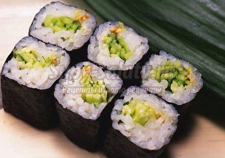 Тонкости и секреты приготовления суши