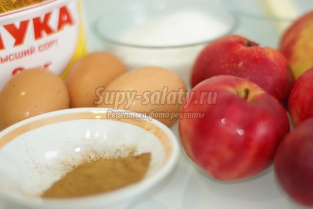 Карамелизированные яблоки рецепт пошагово