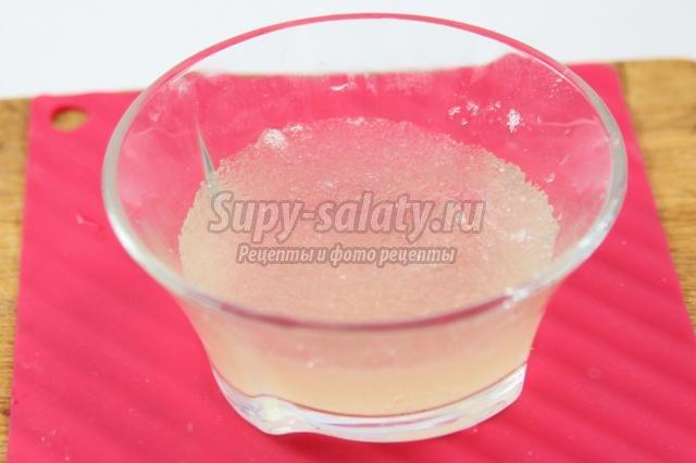 Сахар ванильный рецепт с пошагово