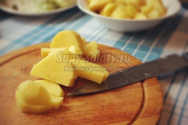 борщ с яблоками и корицей