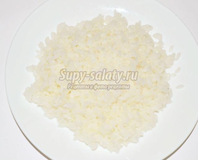 сладкий рис с тыквой и изюмом