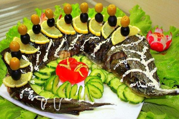 Горячие блюда на свадьбу рецепты с фото