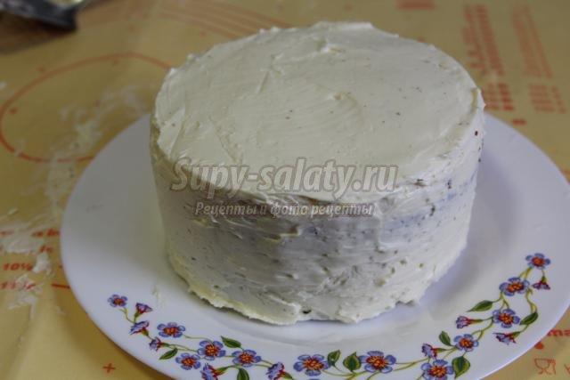 торт с мастикой на день рождения