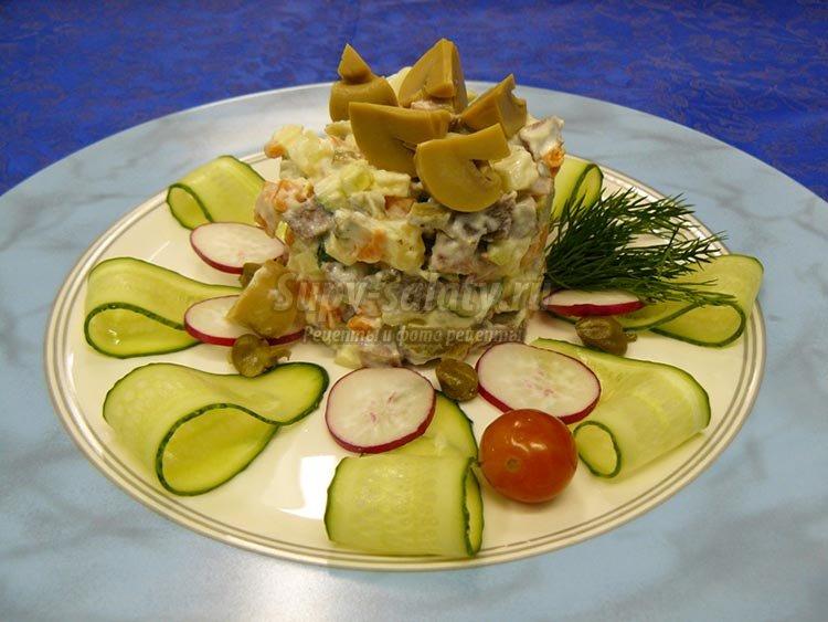 рецепт зимнего салата из огурцов по корейски