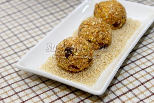 печенье 7 зерновых с шоколадом и изюмом