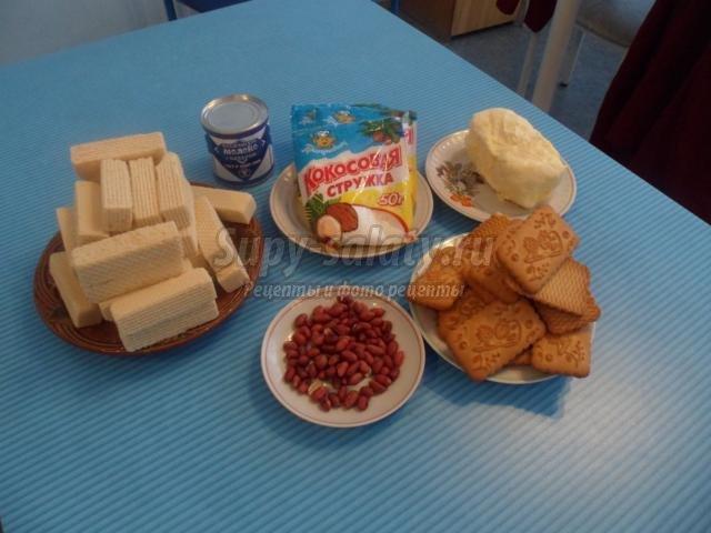 конфеты «Рафаэлло» с арахисом
