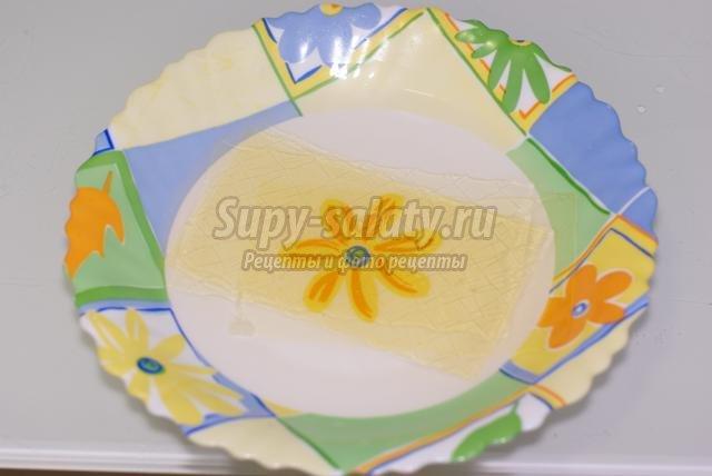 творожный торт с клубникой и кокосовым молоком