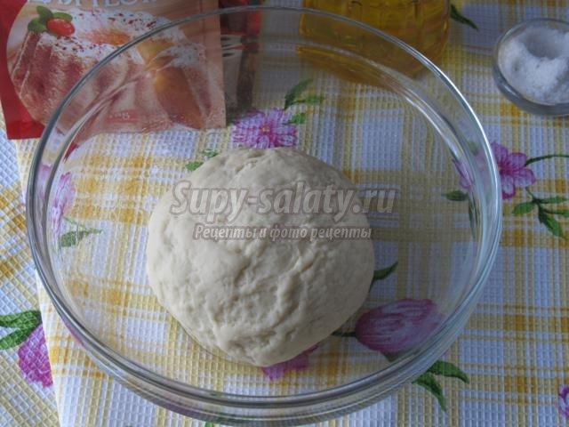 лепешки с кунжутом из бездрожжевого теста