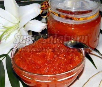 Варенье из тыквы с апельсиновым желе. Рецепт с пошаговыми фото