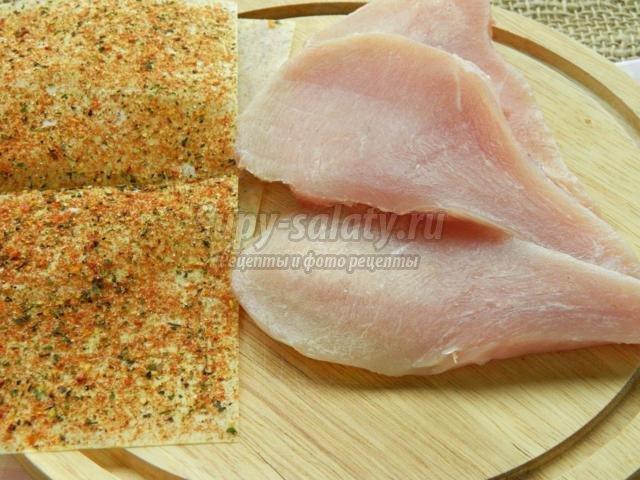 Куриное филе рецепты с фото пошагово в мультиварке