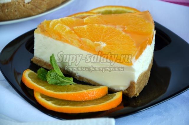 Чизкейк классический с сыром рецепт с пошагово