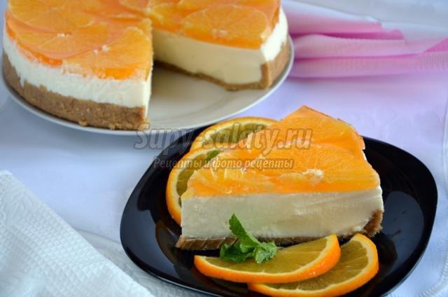 чизкейк с сыром маскарпоне рецепт с фото
