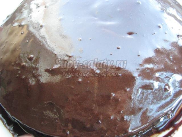 торт чародейка пошаговый рецепт