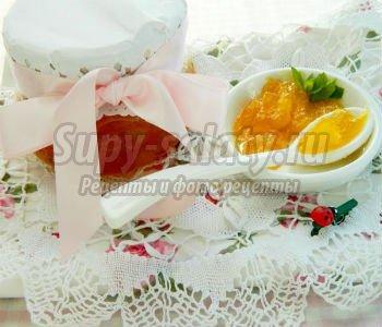 Быстрое варенье из манго и лимона. Рецепт с пошаговыми фото