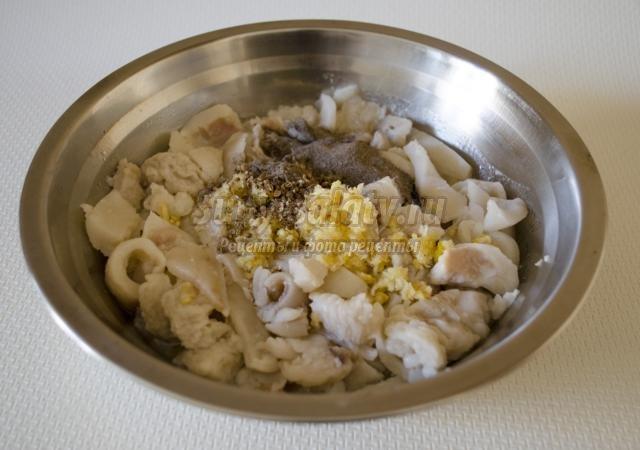 бюджетное сало закусочное с чесноком и перцем