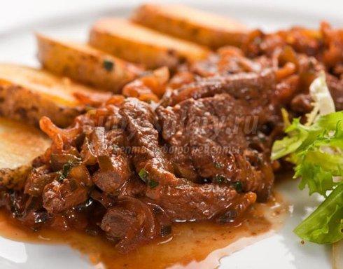 Вторые блюда в мультиварке: рецепты с мясом
