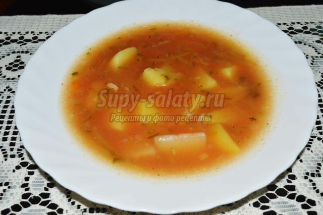 Суп рассольник рецепт с фото пошагово