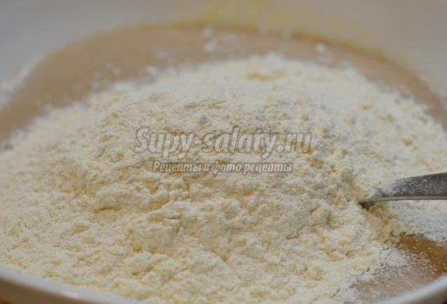 основа для торта на варенье