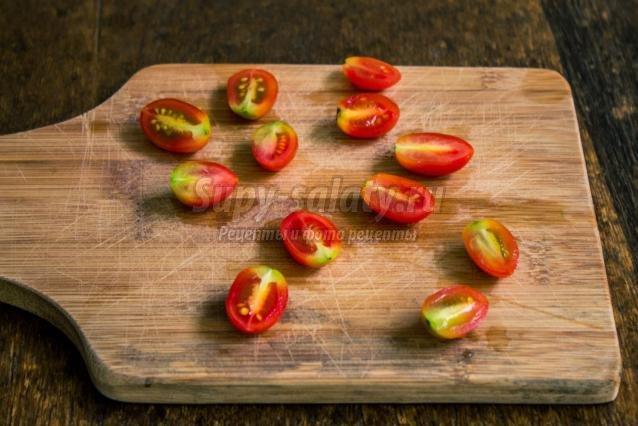 блины с припеком из овощей