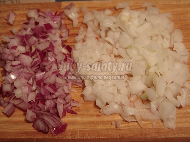 кесадилья с мясом, овощами и сыром