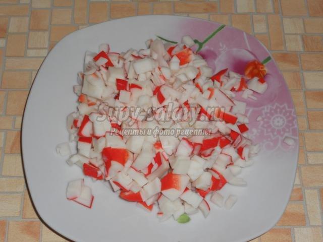 салат с кальмарами на 8 Марта. Для тебя