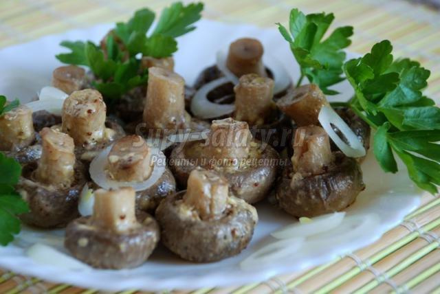 рецепты из грибов в мультиварке с фото