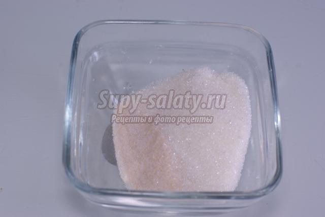 конфитюр из замороженной клубники с желфиксом