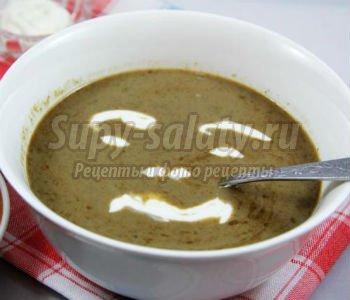 Холодный томатный суп с тунцом и базиликом, пошаговый рецепт с фото