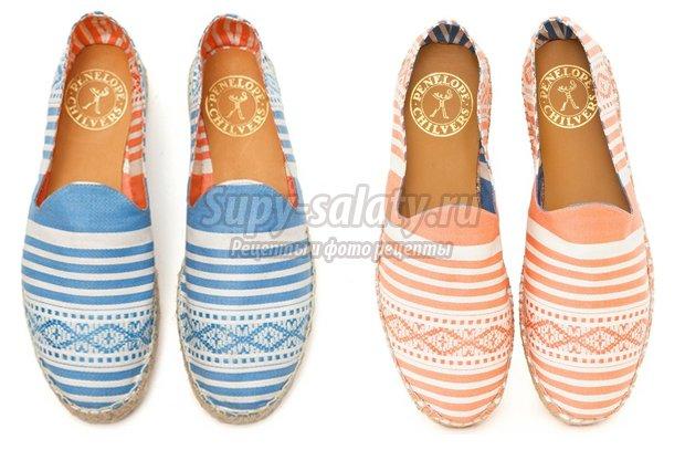 Стильная обувь от известных производителей