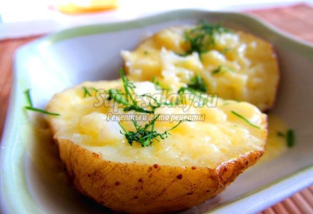 крошка-картошка в микроволновке