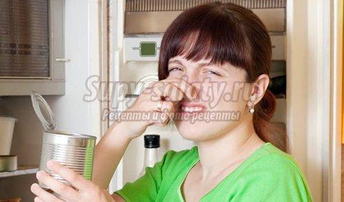 Как избавиться от запахов на кухне?
