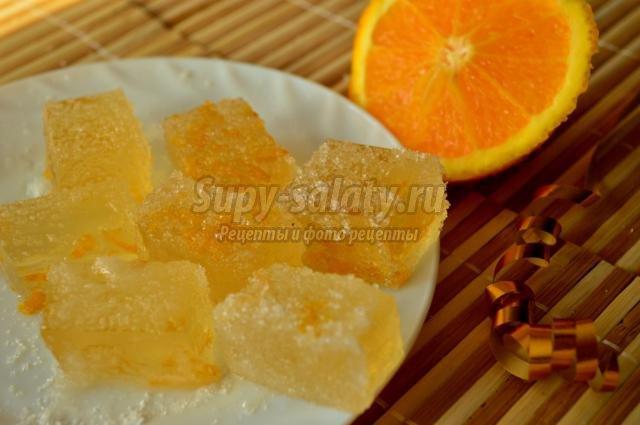 Рецепты мармелада в домашних условиях с пошагово