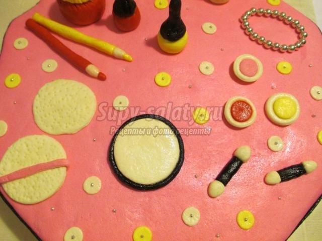 рецепт мастики для покрытия торта фото