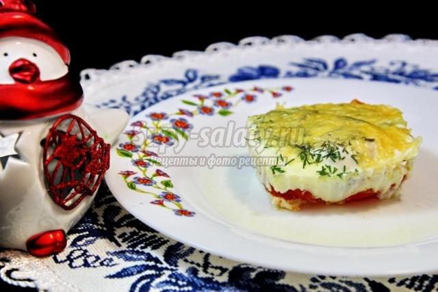 рецепты кабачков с помидорами с фото в мультиварке